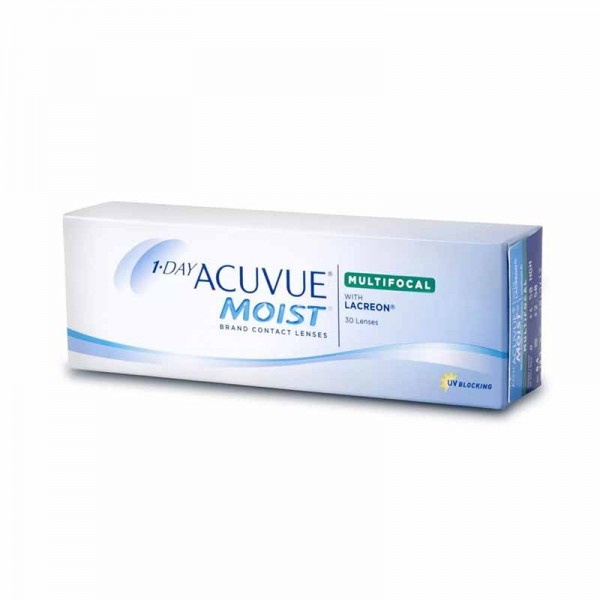 1-Day Acuvue Moist MultiFocal (30 линз)