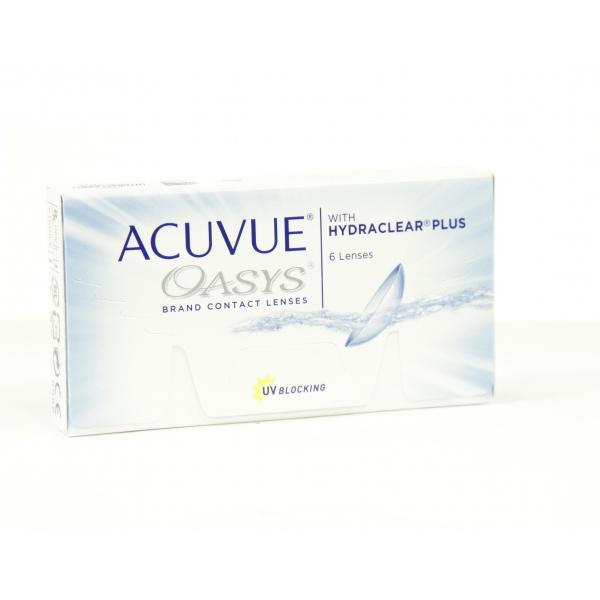 Acuvue Oasys (6 линз)